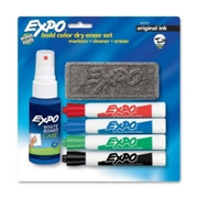 Expo Dry Erase Marker Kit