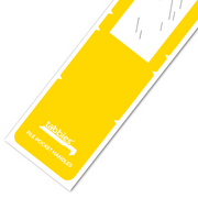 Tabbies File Pocket Handles | Yellow