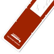 Tabbies File Pocket Handles | Red