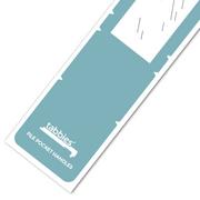 Tabbies File Pocket Handles | Light Blue