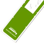 Tabbies File Pocket Handles | Green