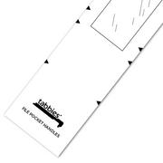 Tabbies File Pocket Handles | White