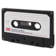 Sparco Dictating Audiocassette - 2