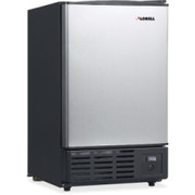 Lorell 19-Liter Stainless Steel Ice Maker