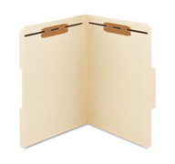 Legal Size Top Tab Manila File Folder - Fastener Pos. 1 & 3 - 50/BX