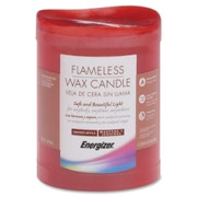 Energizer Flameless LED Wax Candle
