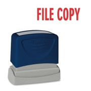Sparco Pre-Inked Stamp - 4