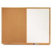 Quartet Combination Cork and Melamine Board - 1