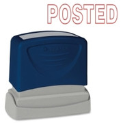 Sparco Pre-Inked Stamp - 10