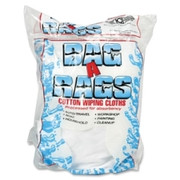 Bag A Rags 1 lb. Bag Cotton Wiping Cloths