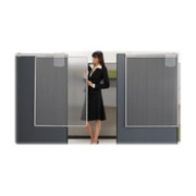 Quartet Lightweight Workstation Privacy Screen