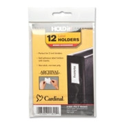 Cardinal HOLDit! Label Holders - 1