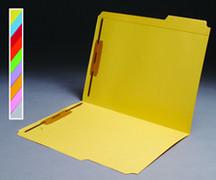 Top Tab Colored File Folder - Green