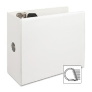 Sparco Deluxe Slant Ring View Binder - 10