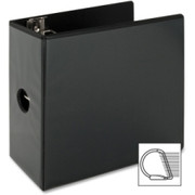 Sparco Deluxe Slant Ring View Binder - 11