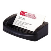 OIC 2200 Business Card/Clip Holder