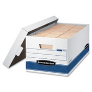 Bankers Box Stor/File - Letter, Lift-Off Lid - TAA Compliant