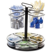OIC Rotary Condiment Organizer