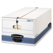 Bankers Box Stor/File - Legal, String & Button