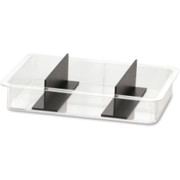 BreakCentral Wide Condiment Large Replacement Trays