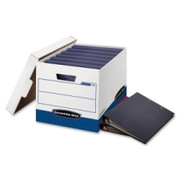 Bankers Box 73301 Binder Storage Box - TAA Compliant