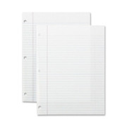 Sparco Standard White Filler Paper - 2