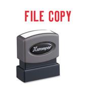 Xstamper Pre-Inked Stamp - 6