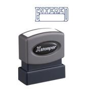 Xstamper Pre-Inked Stamp - 21