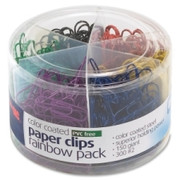 OIC Coated Paper Clips