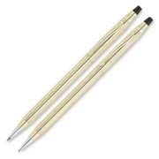 Cross Classic Century 10 Karat Gold-Filled Pen & Pencil Set