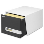 "Bankers Box Stor/Drawer Premier - 18"" Letter, Black"