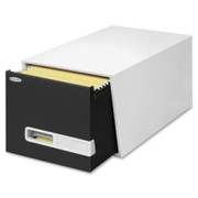 "Bankers Box Stor/Drawer Premier - 24"" Letter, Black"