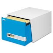 "Bankers Box Stor/Drawer Premier - 18"" Letter, Blue"