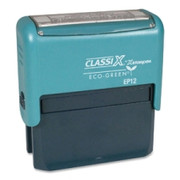 Xstamper Self-Inking Message Stamp - 1