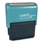 Xstamper Self-Inking Message Stamp - 3