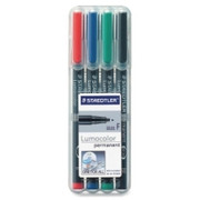 Staedtler Lumocolor Fine Point Permanent Marker