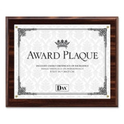 Burnes Award Plaque