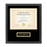 Burnes Motivational Document Frame