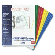 Stride Easy Fit Semi-clear Sheet Protectors