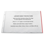 Stride Semi-clear Sheet Protectors - 1