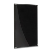 Iceberg Enclosed Tack Board - 1