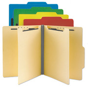 Top Tab Manila Classification Folder - Manila - 3