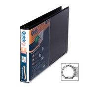 Stride QuickFit Round Ring Presentation Binder