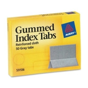 Avery Reinforced Cloth Gummed Index Tab - 1