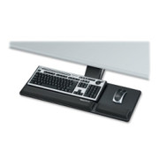 Fellowes Designer Suites Compact Keyboard Tray - TAA Compliant