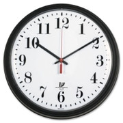"Chicago Lighthouse 13.75"" Quartz Contract Clock"