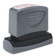 Xstamper VX Pre-Inked Stamp - 2