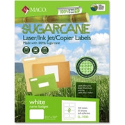 Maco Printable Sugarcane Name Badge Labels