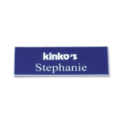 Xstamper Standard Logo Name Badge