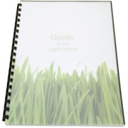 Swingline Recycled Poly Binding Cover